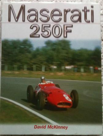 MASERATI 250F by David McKinney
