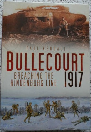 'Bullecourt 1917 ' 4th, 12th, 48th Australian & 7th, 58th, 62nd Brit Divisions