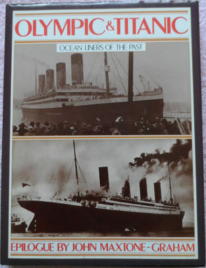 Olympic & Titanic: Ocean Liners of the Past