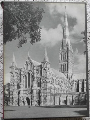 Folio Society: Pevsner Cathedrals of England: West & Midlands