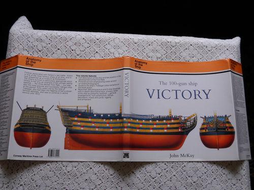 Anatomy of the Ship: The 100-Gun Ship Victory by John McKay | Wigan ...