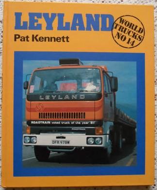 World Trucks No 14: LEYLAND by Pat Kennett