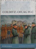 Colditz: Oflag 1V-C Osprey (Fortress 97)