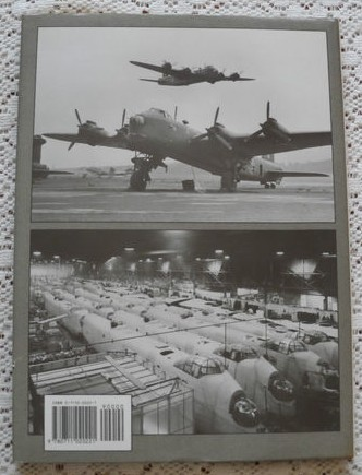 Back cover – Stirling at War – Jonathan Falcolner – 1st edition – WW2 Bomber – Scarce