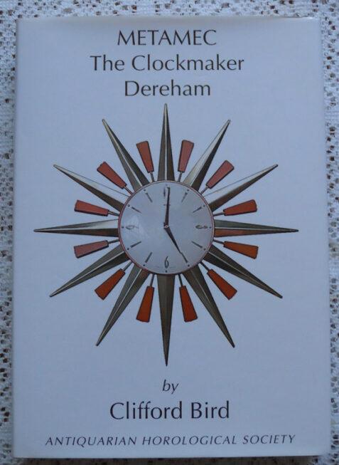 Metamec The Clockmaker, Dereham by Clifford Bird