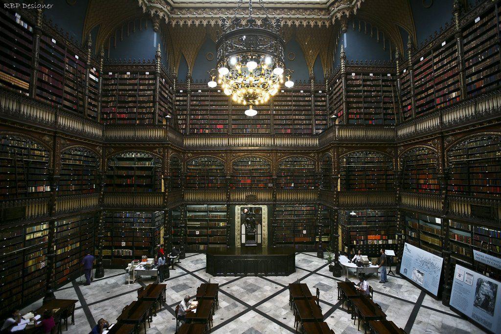 eal Gabinete Português de Leitura – Rio de Janeiro
