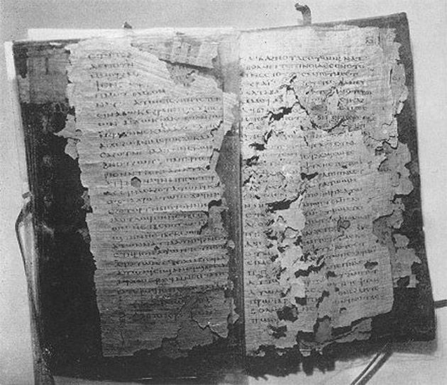 Nag Hammadi Library - Codex IV
