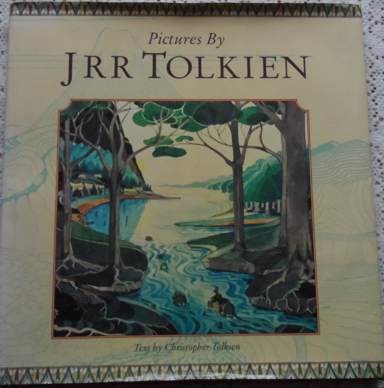 Pictures by J R R Tolkien - Text by Christopher Tolkien