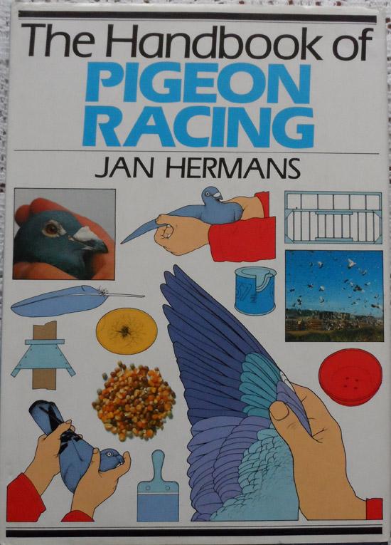 The Handbook of Pigeon Racing by Jan Hermans