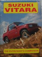 Suzuki Vitara:The Enthusiast's Companion by Nigel Fryatt