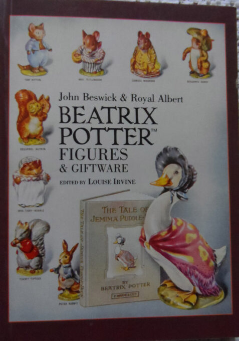John Beswick & Royal Albert Beatrix Potter Figures & Giftware - Revised 2nd Edition.
