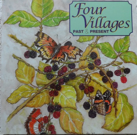 Four Villages Past & Present - Abbey Village, Brinscall, Withnell & Withnell Fold - Edited by Pauline Knight
