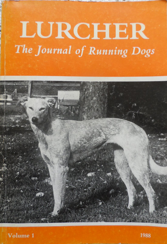 Lurcher: The Journal of Running Dogs Volume 1