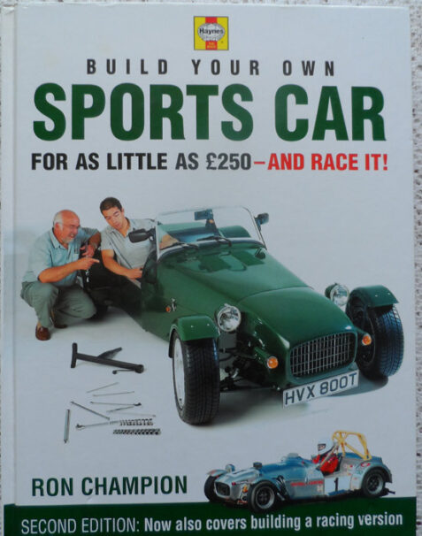 Build your own Sports Car (for as little as £250 and race it!) by Rob Champion