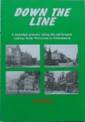 Down the Line: A Nostalgic Journey Along the Old Branch Railway from Waverton to Whitchurch