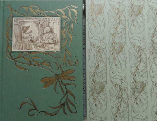 The Folio Society: The Wind in the Willows - Illustrated by Charles van Sandwyk - Mint condition