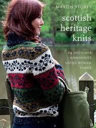 Scottish Heritage Knits by Martin Storey