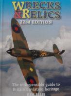 Wrecks & Relics: 22nd Edition by Ken Ellis