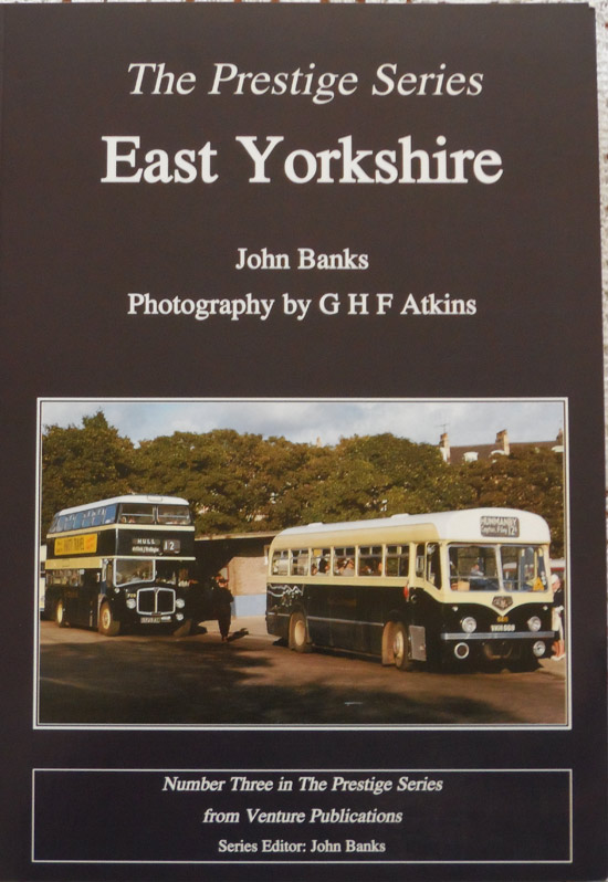 East Yorkshire (The Prestige Series) By John Banks