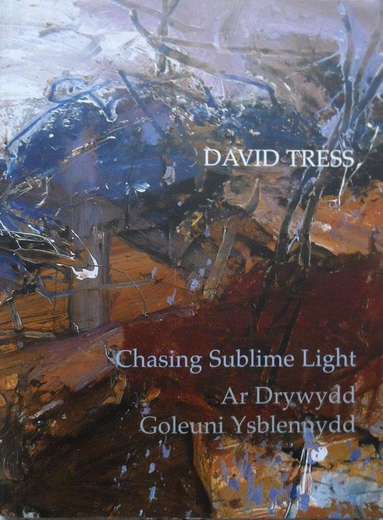 David Tress: Chasing Sublime Light (Ar Drywydd Goleuni Ysblennydd)