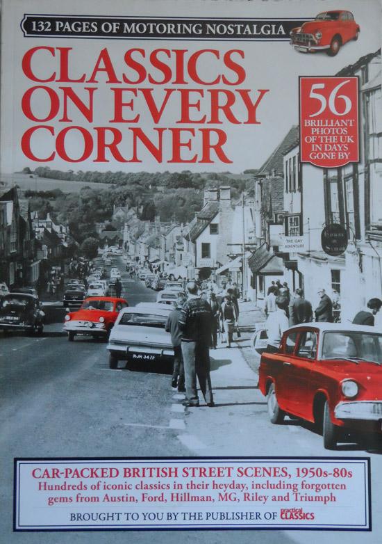 Classics on Every Corner: Car-Packed British Street Scenes, 1950s-80s