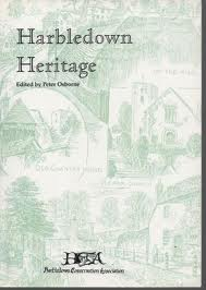 Harbledown Heritage Edited By Peter Osborne
