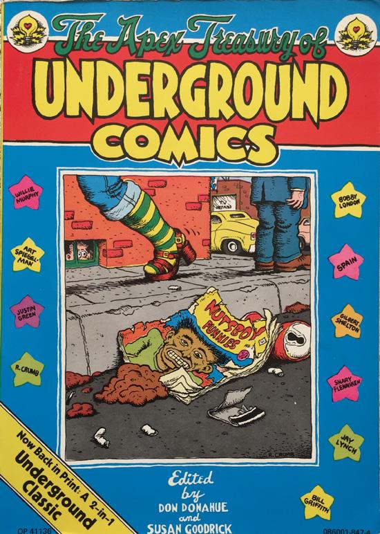 The Apex Treasury of Underground Comics / The Best of Bijou Funnies