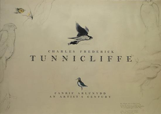 Canrif Arlunydd - An Artist's Century: Charles Frederick Tunnicliffe