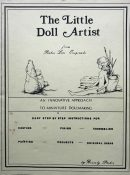 The Little Doll Artist By Beverly Parker