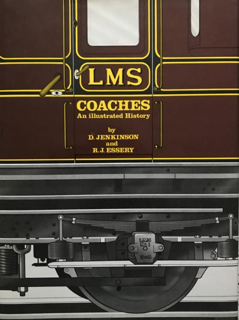 LMS Coaches: An Illustrated History 1923- 1957