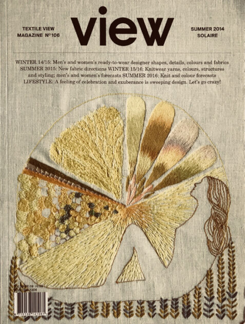 Textile View Magazine No. 106