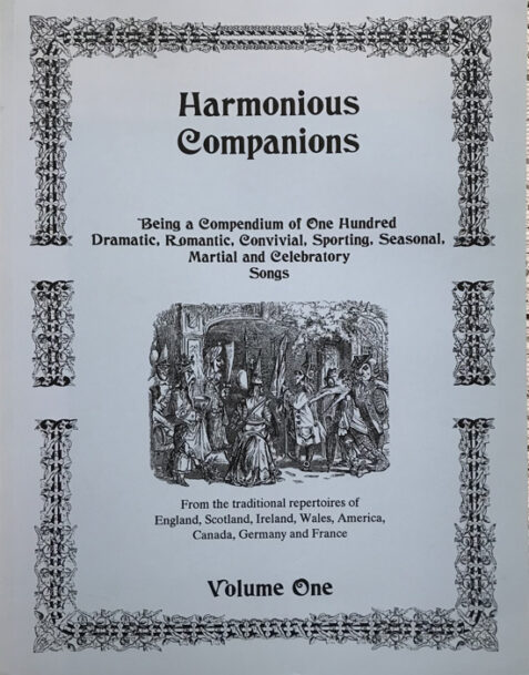 Harmonious Companions: Volume One By Karen Myers