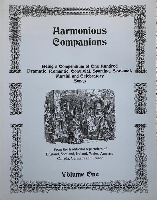 Harmonious Companions: Volume One By Karen Myers
