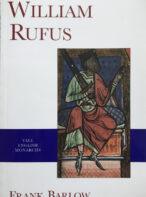 William Rufus (Yale English Monarchs Series) By Frank Barlow