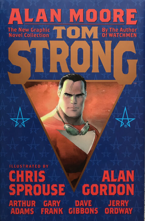 Tom Strong Book One By Alan Moore