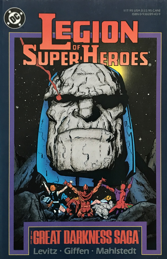 Legion of Super-Heroes: The Great Darkness Saga
