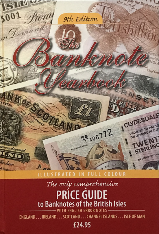 The Banknote Yearbook: 9th Edition