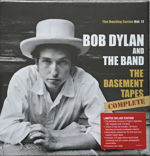 Bob Dylan and the Band: The Basement Tapes Complete: Box Set Limited Deluxe Edition - New