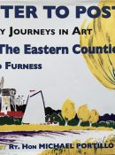 Railway Journeys in Art Vol 4: The Eastern Counties (Poster to Poster)