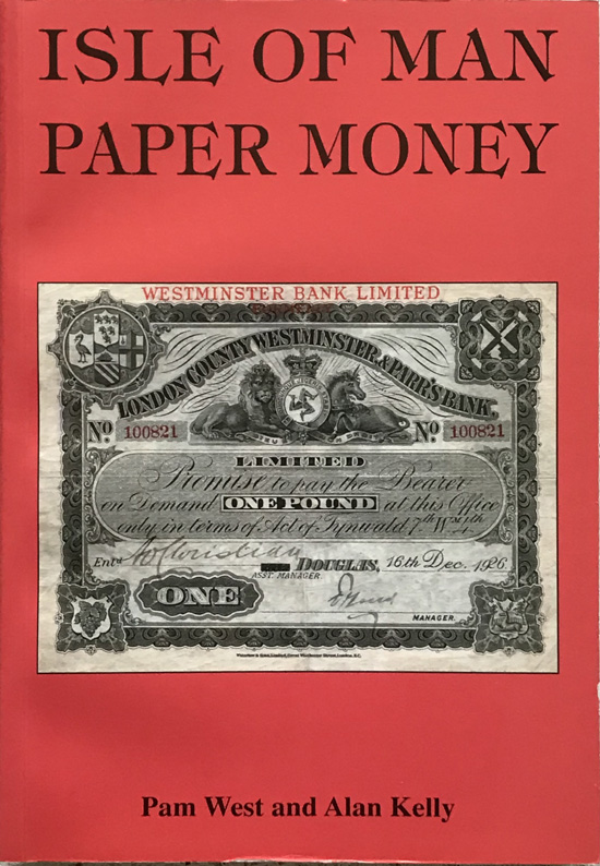 Isle Of Man Paper Money By Pam West