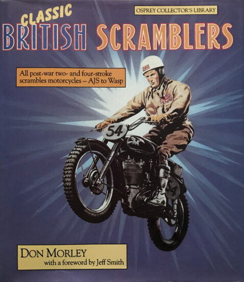 Classic British Scramblers By Don Morley