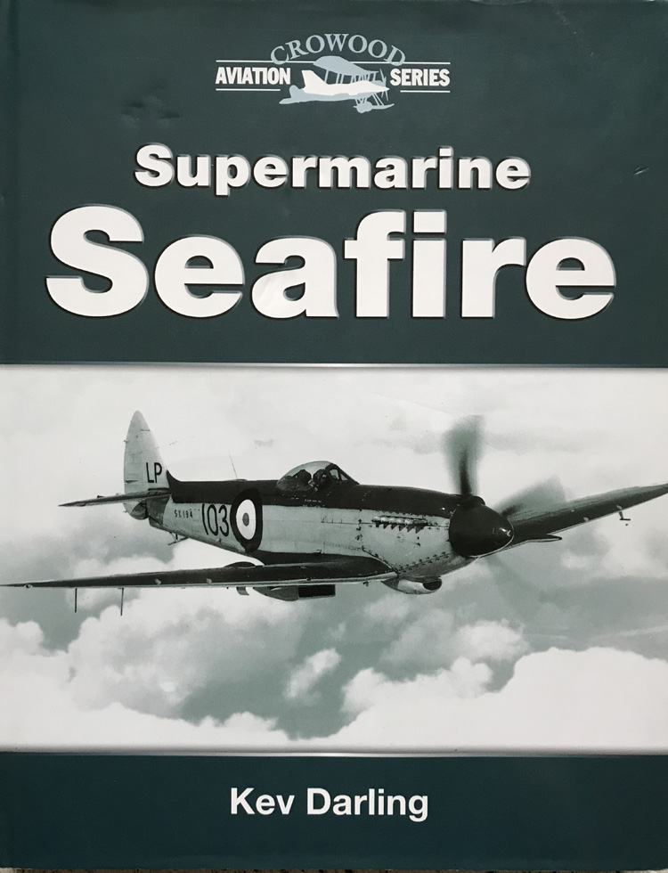 Supermarine Seafire By Kev Darling
