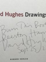 David Hughes: Drawings- Signed Edition