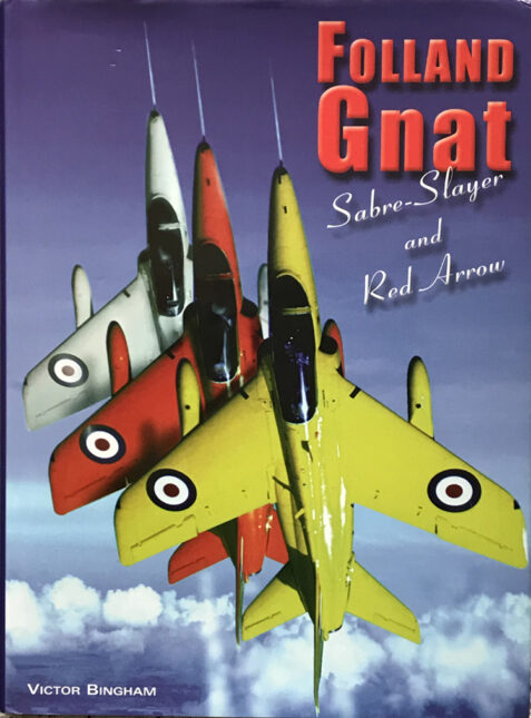 Folland Gnat: Sabre Slayer and Red Arrow By Victor Bingham