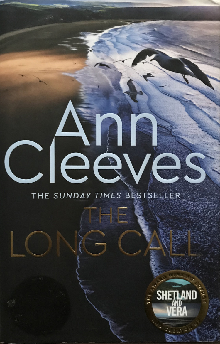 The Long Call By Ann Cleeves - Signed Edition