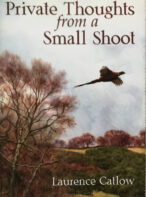 Private Thoughts From A Small Shoot By Laurence Catlow - Signed Copy