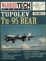 Tupolev Tu-95 Bear: Warbird Tech Volume 43