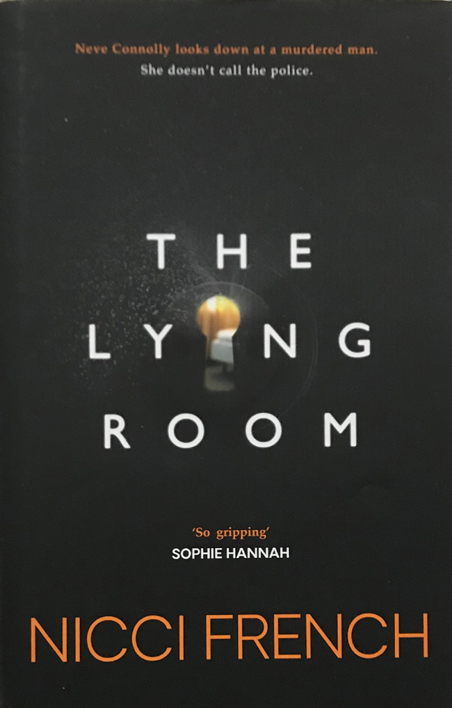 The Lying Room By Nicci French - Signed