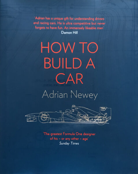 How To Build A Car By Adrian Newey