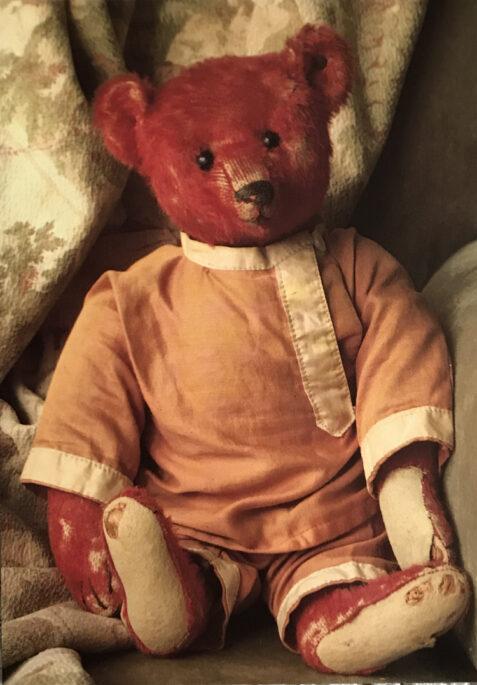 Teddy Bears of Witney Catalogue 2008 Postcard